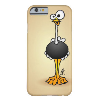 Ostrich Barely There iPhone 6 Case
