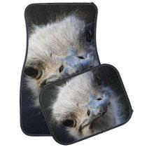 Ostrich Car Floor Mat