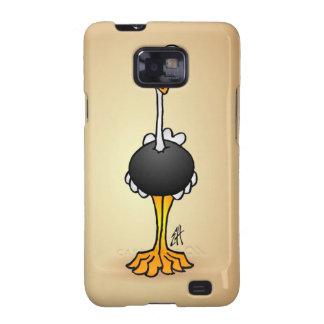 Ostrich Samsung Galaxy S2 Cover