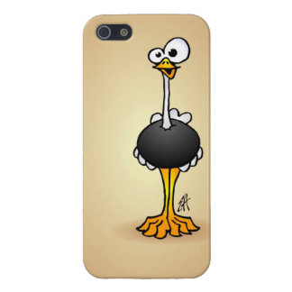 Ostrich Cover For iPhone SE/5/5s