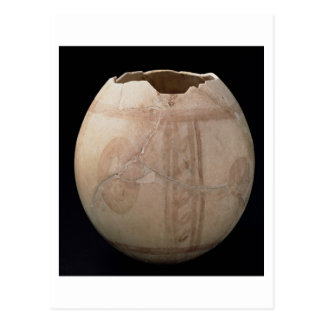 Ostrich egg cut in the form of a vase from Puig de Postcard