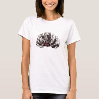 Ostrich Feather Fan T-Shirt