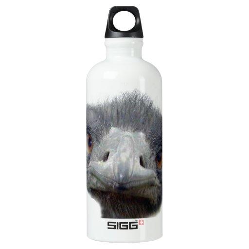Ostrich head SIGG traveler 0.6L water bottle