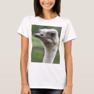 ostrich in the farm T-Shirt