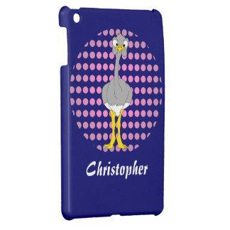 Ostrich iPad Mini Case Template