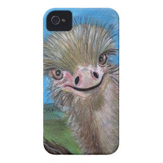ostrich iPhone 4 Case-Mate case