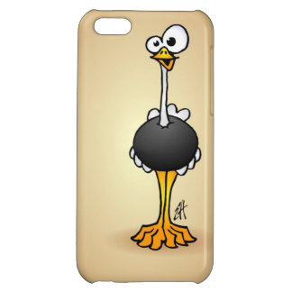 Ostrich iPhone 5C Covers