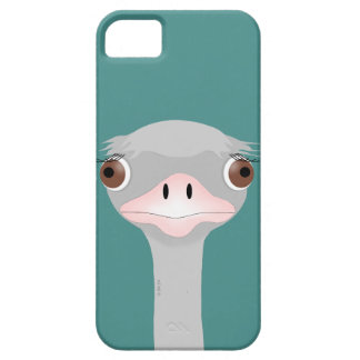 Ostrich iPhone SE + iPhone 5/5S, Barely There Phon iPhone SE/5/5s Case