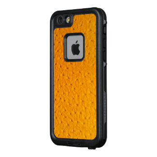 Ostrich Leather Look LifeProof FRĒ iPhone 6/6s Case
