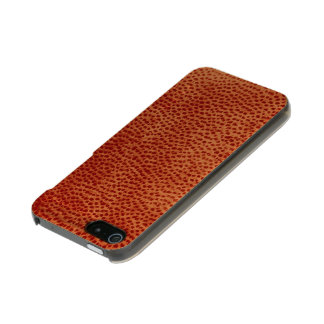 Ostrich Leather Look Shine iPhone 5/5sCase Metallic iPhone SE/5/5s Case