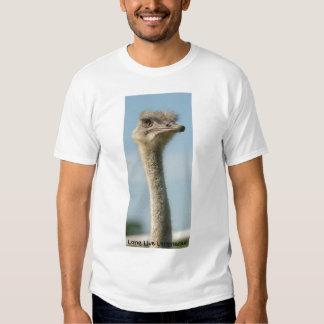 ostrich, Long Live Longnecks! T-shirt