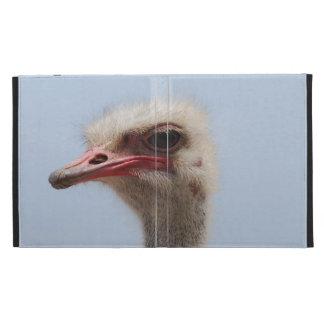 Ostrich Profile iPad Folio Cases