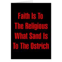 Ostrich Religion