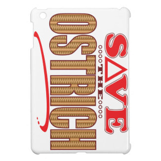 Ostrich Save Case For The iPad Mini