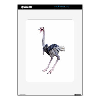 Ostrich Skin For The iPad