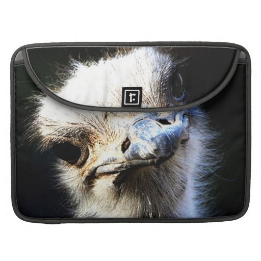 Ostrich Sleeve For MacBooks