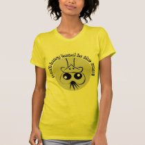 Ostriche - burying its head in the sand T-Shirt