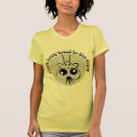 Ostriche - burying its head in the sand tshirts