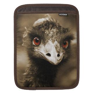 Ostriches Look iPad sleeve