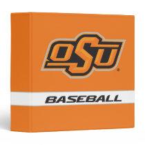 OSU Baseball Binder