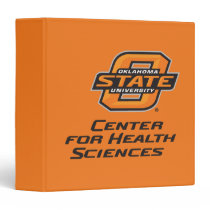 OSU Center for Health Sciences 3 Ring Binder