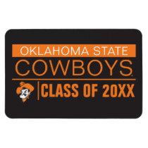 OSU Cowboys Alumni Magnet