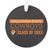 OSU Cowboys Alumni Ornament