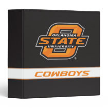 OSU Cowboys Binder