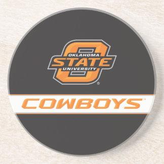 OSU Cowboys Beverage Coaster