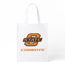OSU Cowboys Grocery Bag
