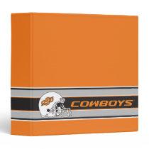 OSU Cowboys Helmet Binder