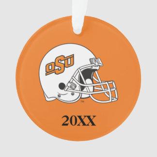 OSU Cowboys Helmet Ornament
