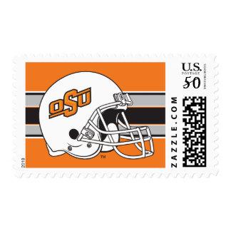 OSU Cowboys Helmet Postage