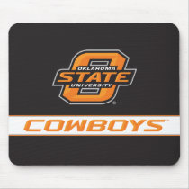 OSU Cowboys Mouse Pad
