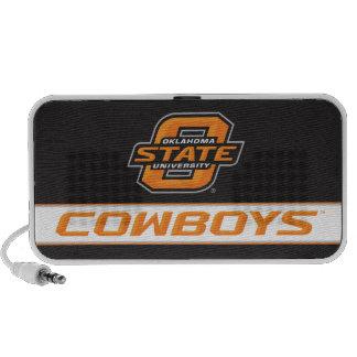 OSU Cowboys Travelling Speakers