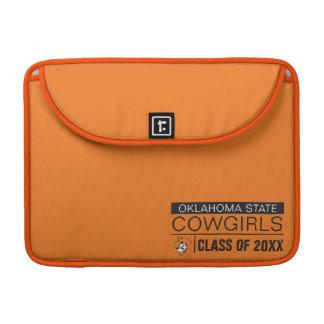 OSU Cowgirls Alumni Sleeves For MacBooks