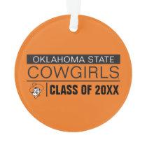 OSU Cowgirls Alumni Ornament