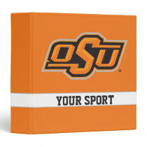 OSU Customize Your Sport Binder