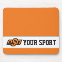 OSU Customize Your Sport Mouse Pad