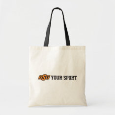 OSU Customize Your Sport Tote Bag at Zazzle