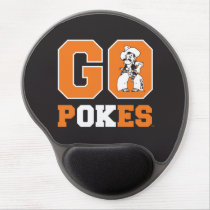 OSU Go Pokes Gel Mouse Pad