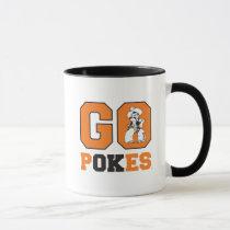 OSU Go Pokes Mug