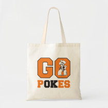 OSU Go Pokes Tote Bag