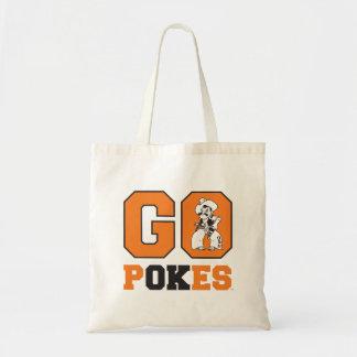 OSU Go Pokes Tote Bag