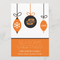 OSU Holiday Card - Ornaments