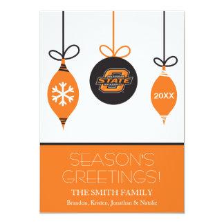 OSU Holiday Card - Ornaments