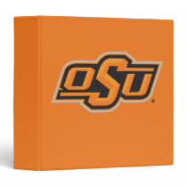 OSU Logo 3 Ring Binder