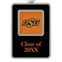 OSU Logo Christmas Ornament