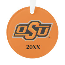 OSU Logo Ornament