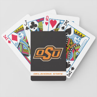 OSU Oklahoma State Bicycle Playing Cards